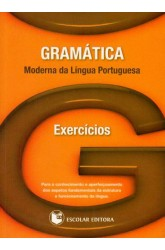 Gramática Moderna da Língua Portuguesa - Exercícios