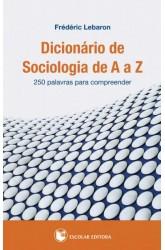 Dicionário de Sociologia de A a Z