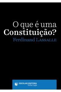 O Que é Uma Constituição?