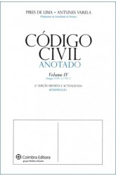Código Civil Anotado - IV
