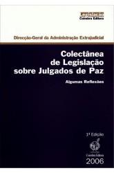 Colectânea de Legislação Sobre Julgados de Paz