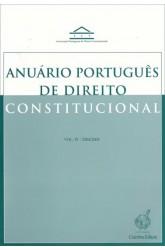 Anuário Português de Direito Constitucional - Vol. IV/2004-2005