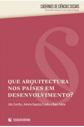 Que Arquitectura Nos Países em Desenvolvimento?