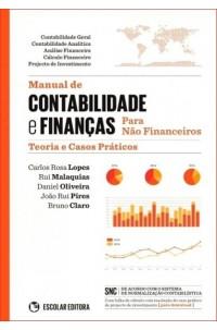 Manual de Contabilidade e Finanças Para Não Financeiros