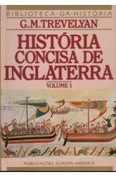 História Concisa de Inglaterra - Vol. I