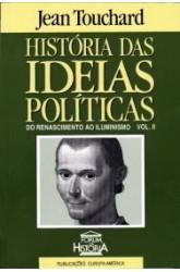 História das Ideias Políticas - Vol. II