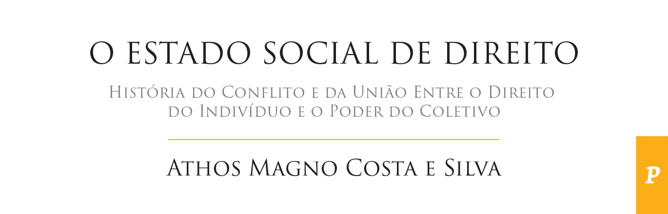 O Estado Social de Direito do professor